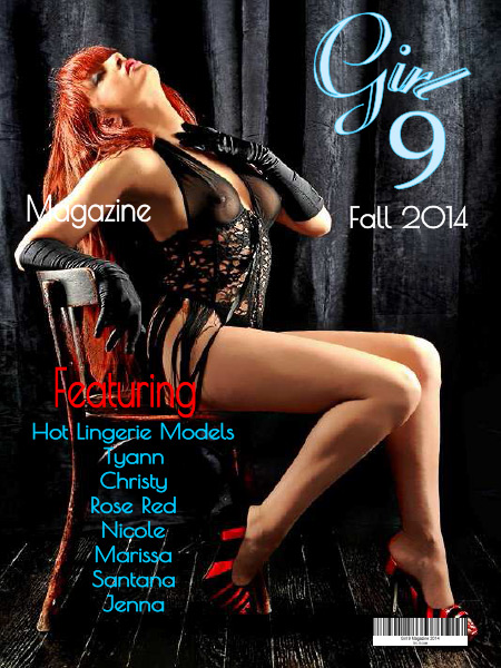 Girl 9 Magazine - Fall 2014 free download