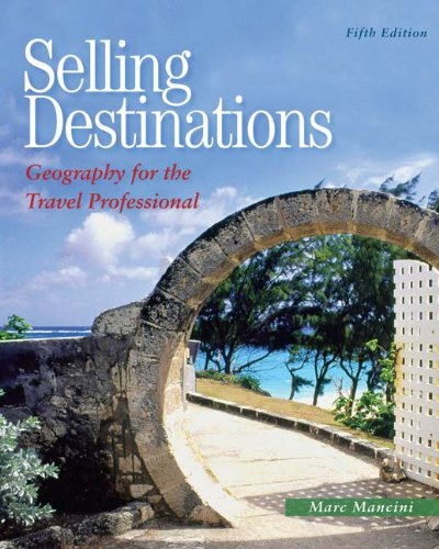 Selling Destinations, 5 edition free download