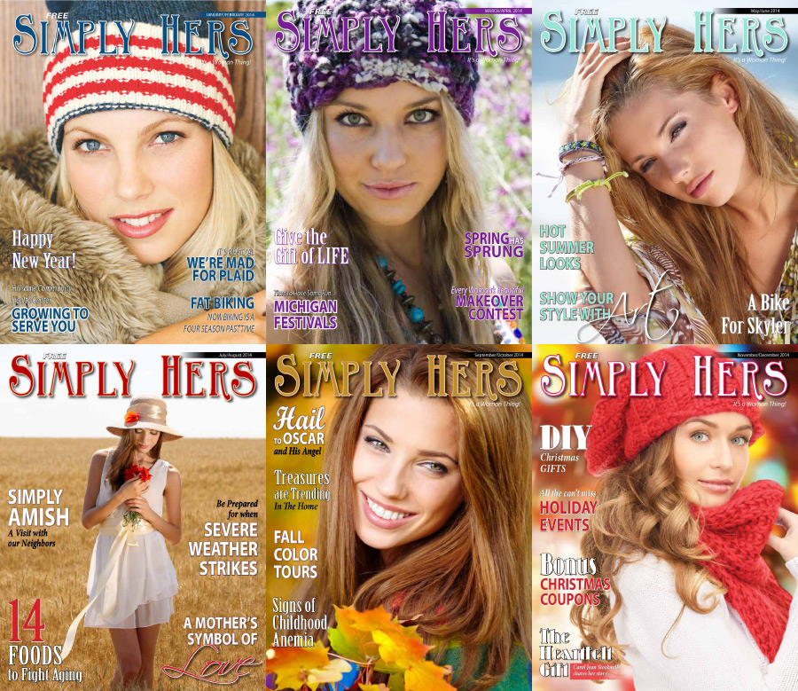 Simply Hers 2014 Full Year Collection free download