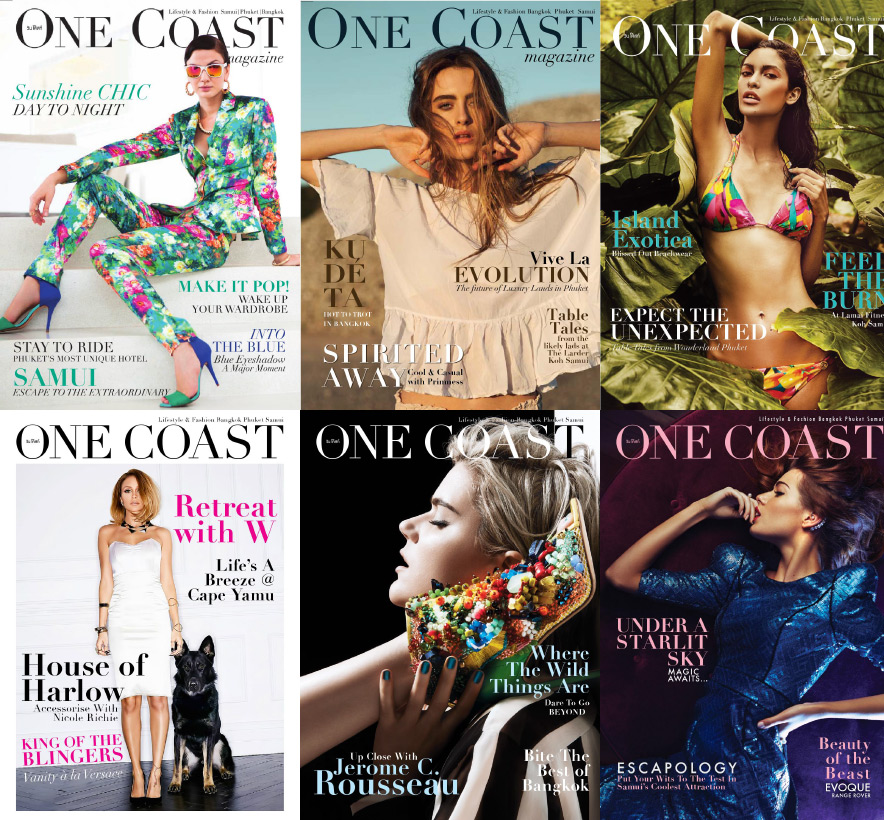 One Coast 2014 Full Year Collection free download
