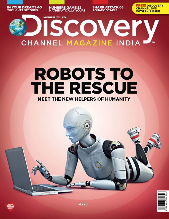 Discovery Channel India - November 2014 free download