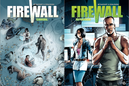 FireWall - Tome 1-2 free download