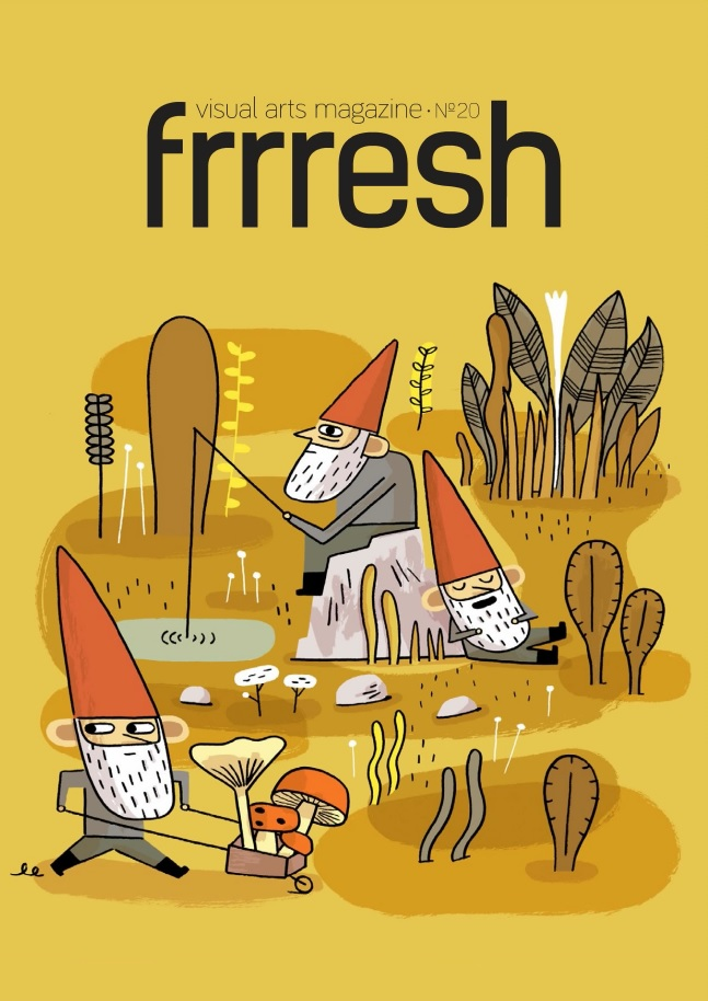 Frrresh - Issue 20, 2014 free download