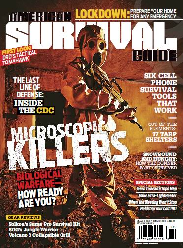 American Survival Guide Magazine December 2014 free download