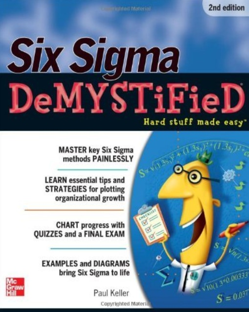 Six Sigma Demystified Second Edition free download