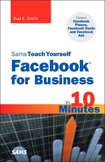 Sams Teach Yourself Facebook for Business in 10 Minutes free download