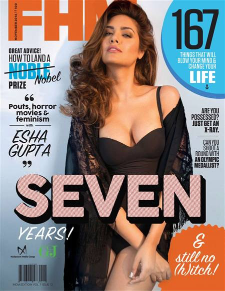 FHM India - November 2014 free download