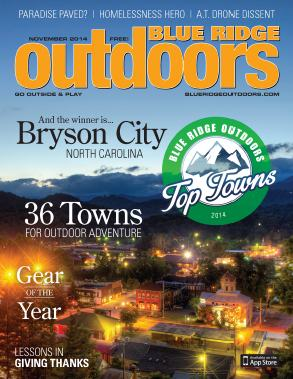 Blue Ridge Outdoors - November 2014 free download