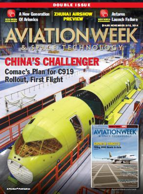 Aviation Week & Space Technology - 3 November 2014 free download