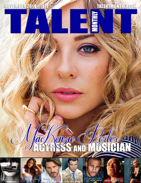 Talent Monthly - November 2014 free download