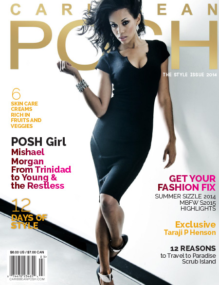 Caribbean POSH Volume 5 issue 4, 2014 (The Style Issue) free download