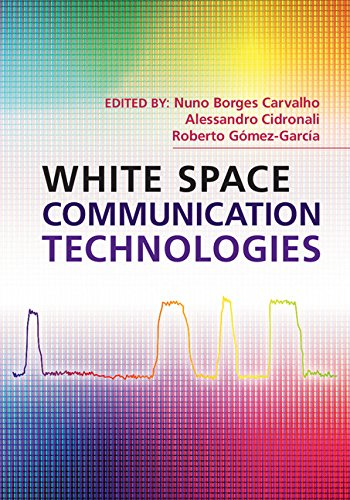 White Space Communication Technologies free download