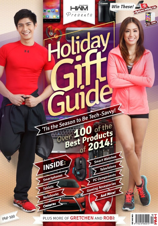 HWM Philippines - Holiday Gift Guide 2014 free download
