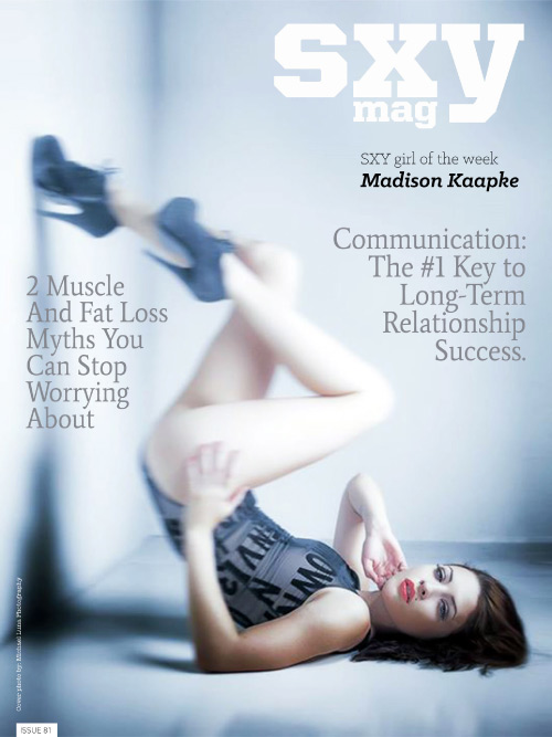 SXY Mag - Issue 81, 2014 free download