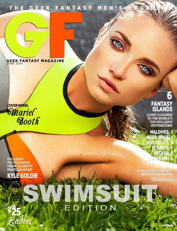 Geek Fantasy - Swimsuit Issue 2014 free download