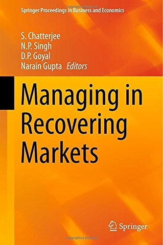 Managing in Recovering Markets free download