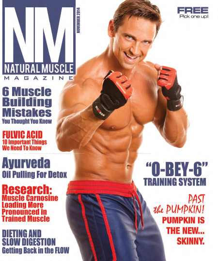 Natural Muscle - November 2014 free download
