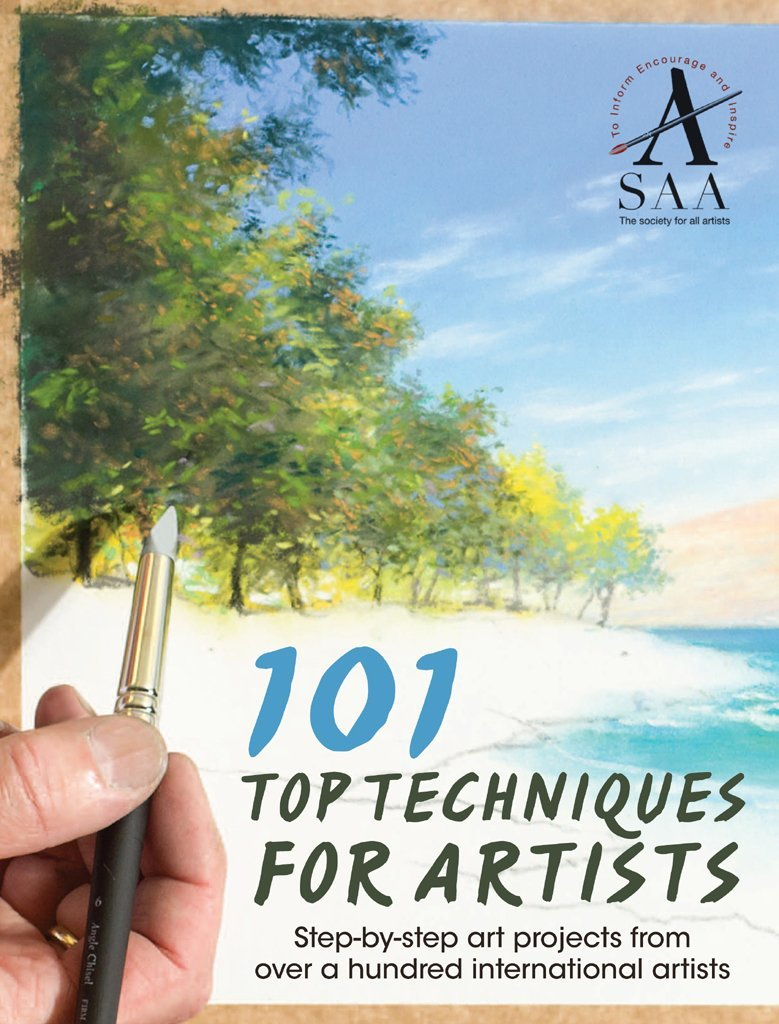 101 Top Techniques for Artists: Step-by-step art projects from over a hundred international artists free download