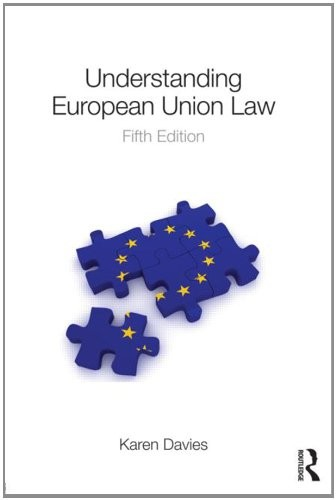 Understanding European Union Law, 5th Edition free download