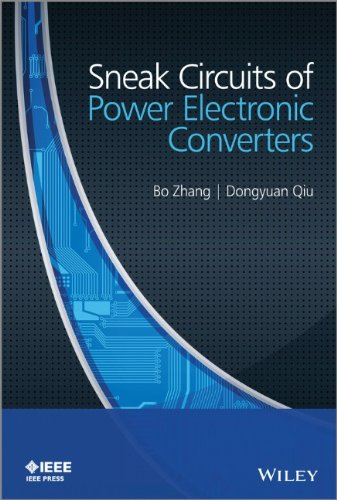Sneak Circuits of Power Electronic Converters free download