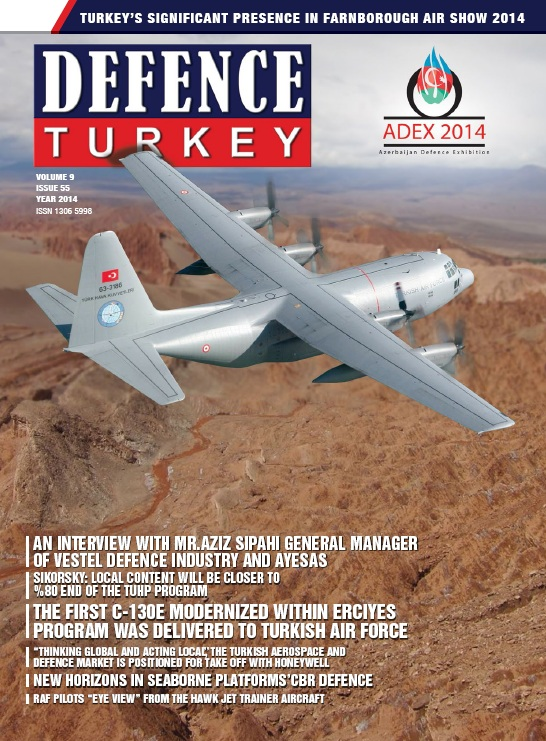 DEFENCE TURKEY - Issue 55, 2014 free download