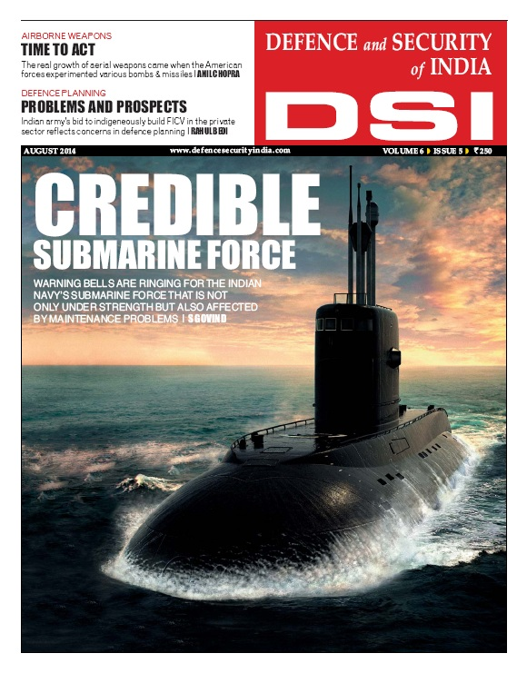 Defence and Security of India - August-September 2014 free download