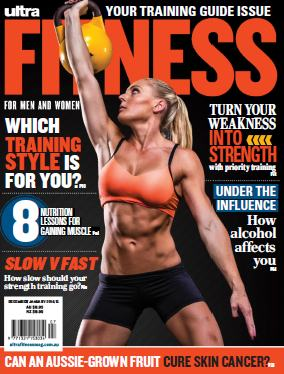 Ultra Fitness Mag - December 2014 - January 2015 free download