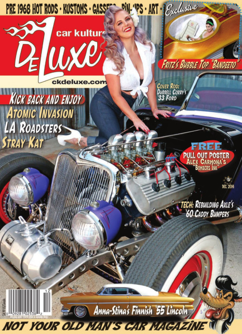 Car Kulture Deluxe - November-December 2014 free download