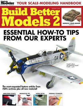 Build Better Models 2 (FineScale Modeler Special) free download