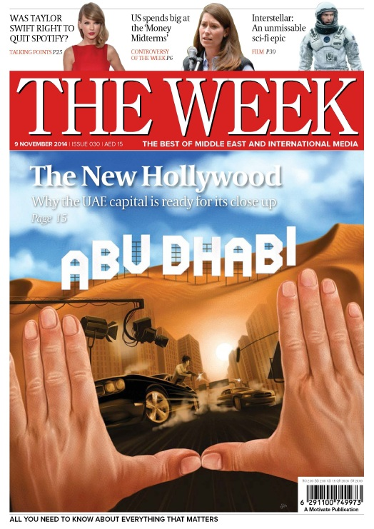 The Week Middle East - 09 November 2014 free download