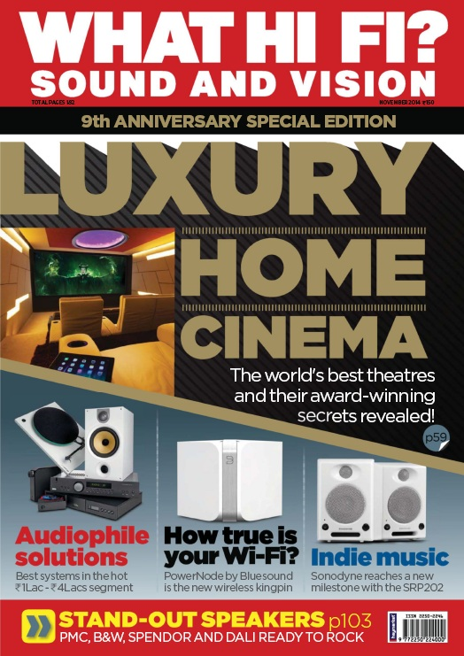 What Hi-Fi? - November 2014 free download