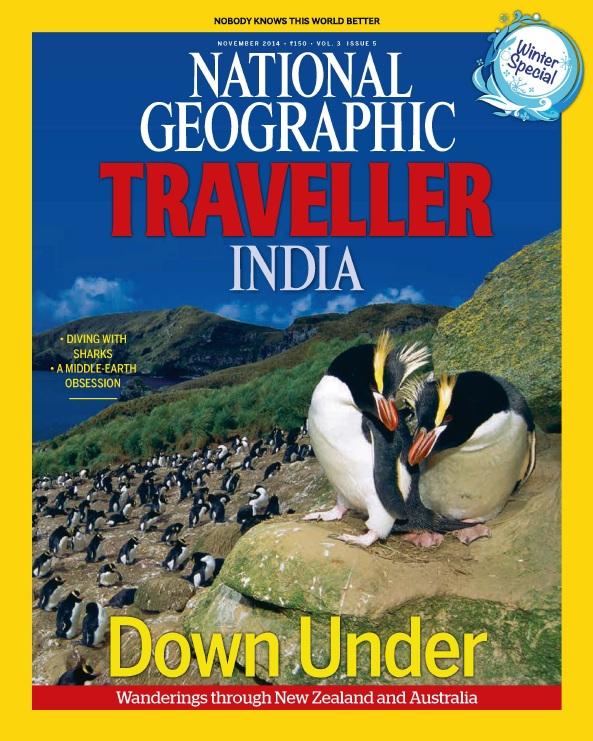 National Geographic Traveller India - November 2014 free download