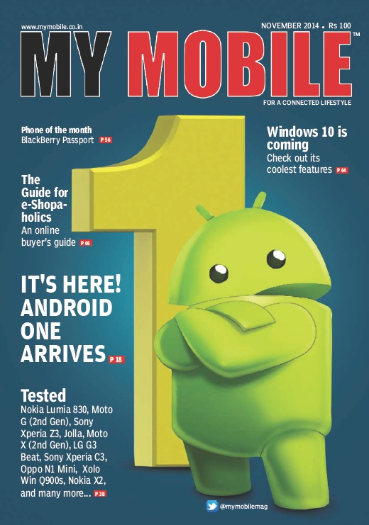 My Mobile - November 2014 free download
