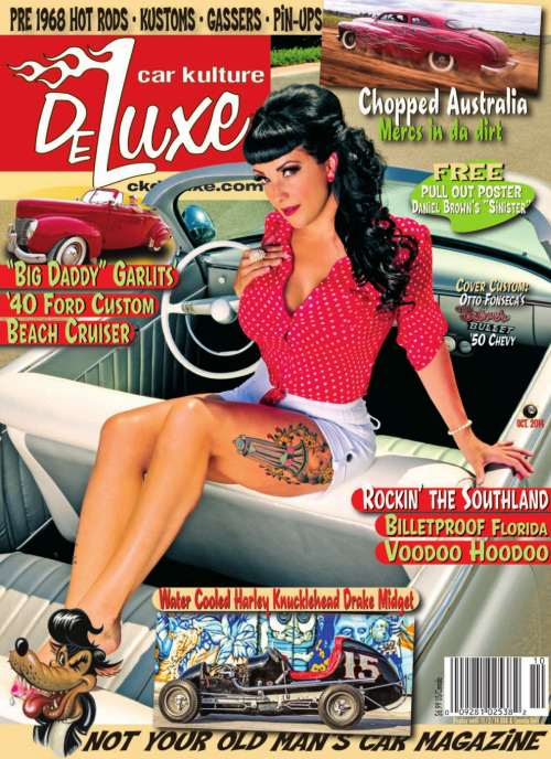 Car Kulture Deluxe - September-October 2014 free download