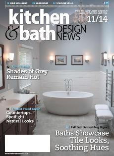 Kitchen & Bath Design News - November 2014 free download