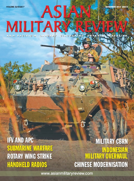 Asian Military Review - November 2014 free download