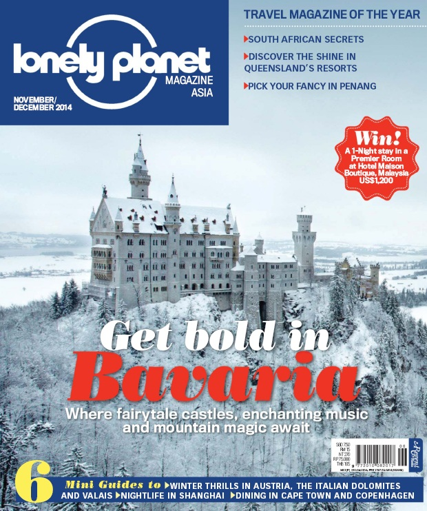 Lonely Planet Asia - Nov-Dec 2014 free download