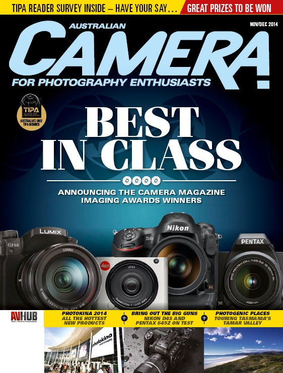 Camera - November-December 2014 free download