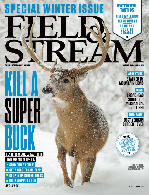 Field & Stream - December 2014 download dree