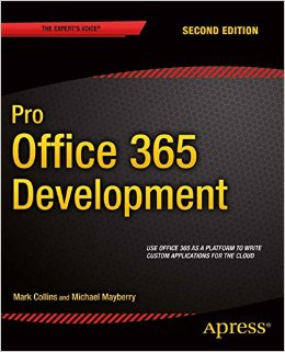 Pro Office 365 Development (2nd edition) free download