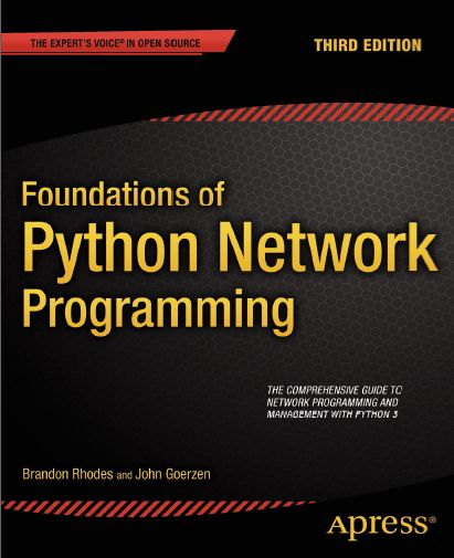 Foundations of Python Network Programming, 3 edition free download