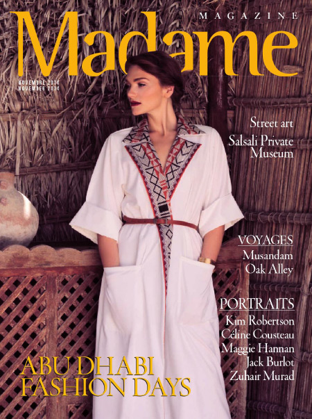Madame Magazine - November 2014 free download