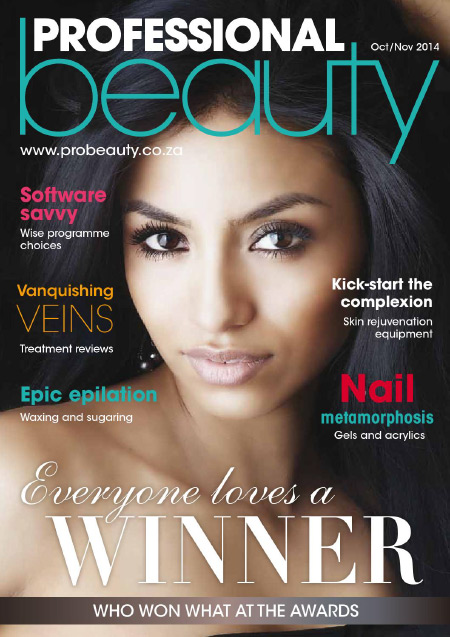 Professional Beauty South Africa - October/November 2014 free download