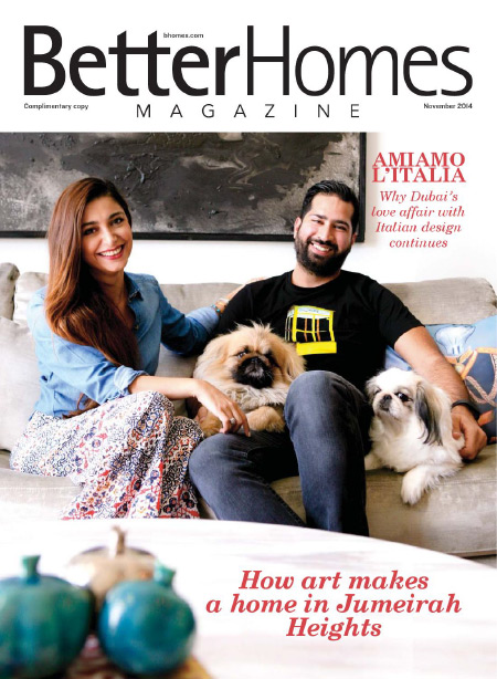 Better Homes Dubai - November 2014 free download