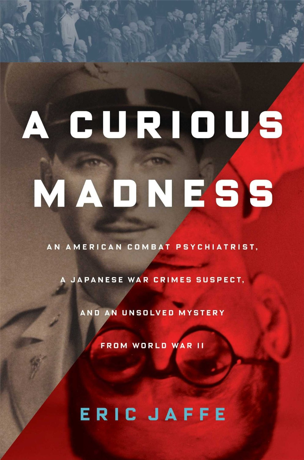 A Curious Madness: An American Combat Psychiatrist, a Japanese War Crimes Suspect, and an Unsolved Mystery from World War II free download