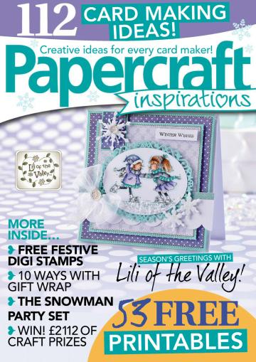 PaperCraft Inspirations - Christmas 2014 free download