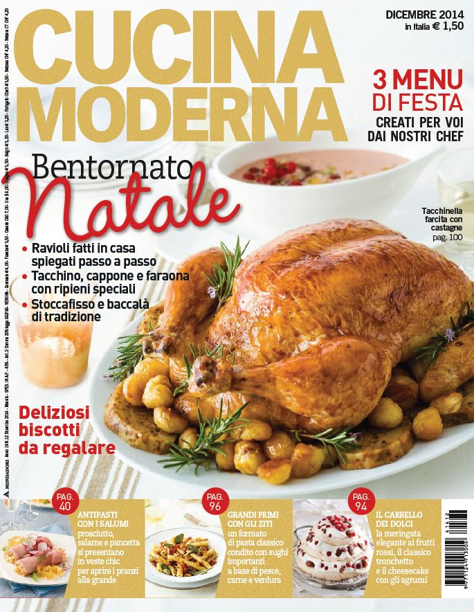 Cucina moderna dicembre 2014 free ebooks download for Cucina moderna magazine