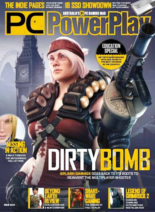 PC Powerplay - December 2014 free download
