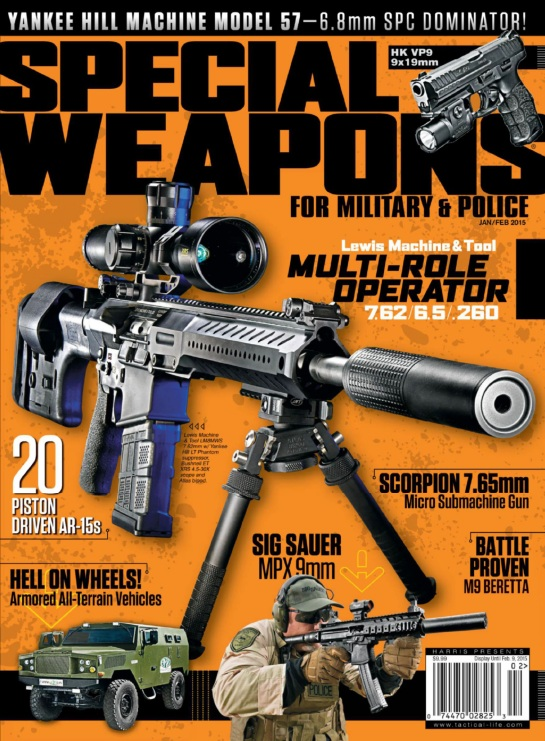 Special Weapons - January-February 2015 free download