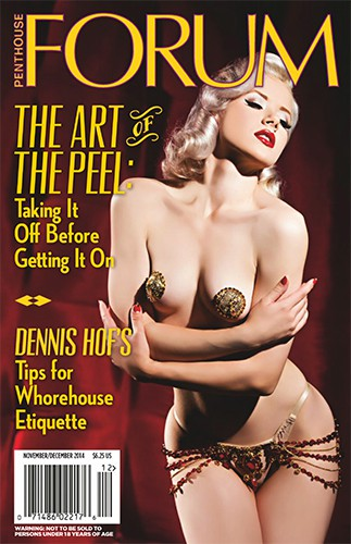Penthouse Forum - November - December 2014 free download
